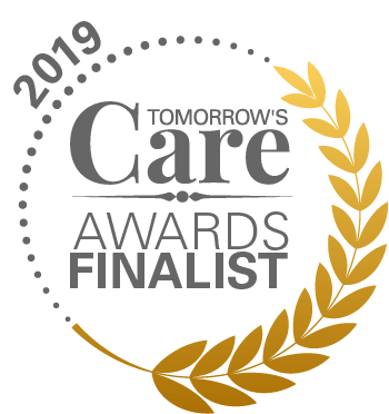 Tomorrow's Care Award Logo
