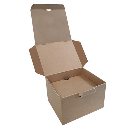 Drayton Wiser Kraft Brown Cardboard Packaging