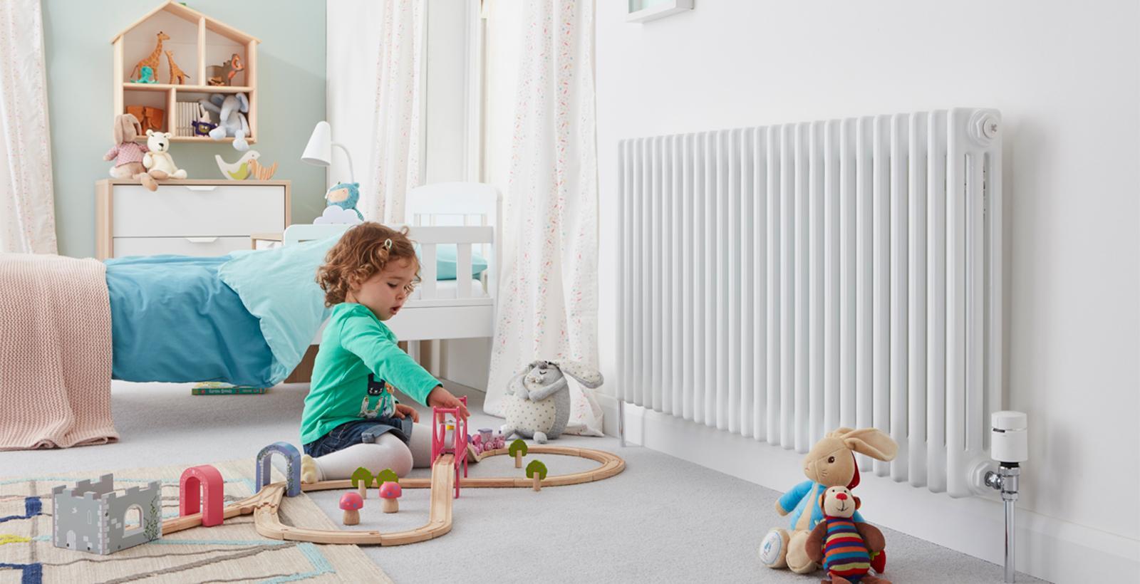 Heat The Nursery