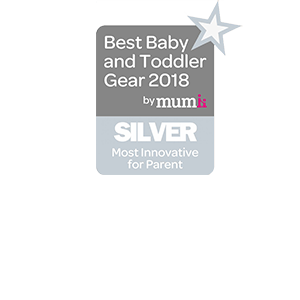 Best Baby and Toddler Award Silver