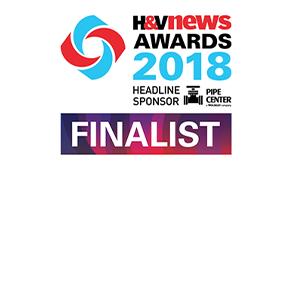 HV Award Finalist 2018