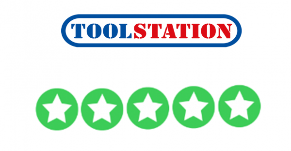 Toolstation logo and review