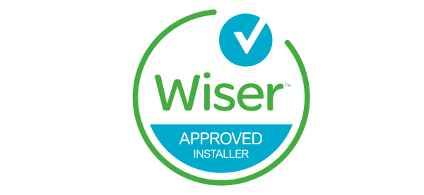 wiser approved installer icon