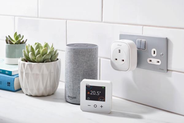 Saving energy with smart heating