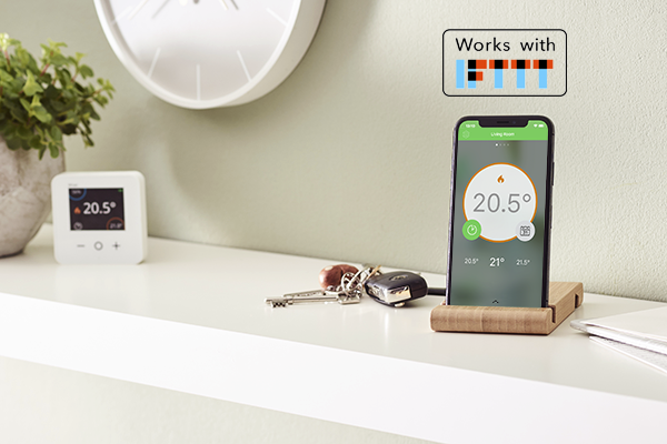 Smart heating controls by Wiser from Drayton