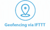 Geofencing via IFTTT icon